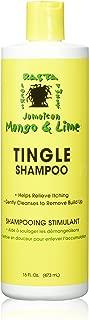 residue free shampoo for dreadlocks