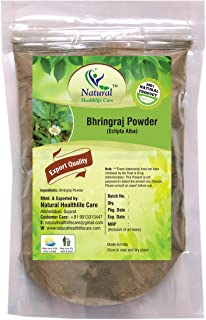100% Natural Bhringraj Powder (Eclipta Alba) - Promotes Healthy Hair Growth (100 gm (0.22 lb) 3.5 ounces)