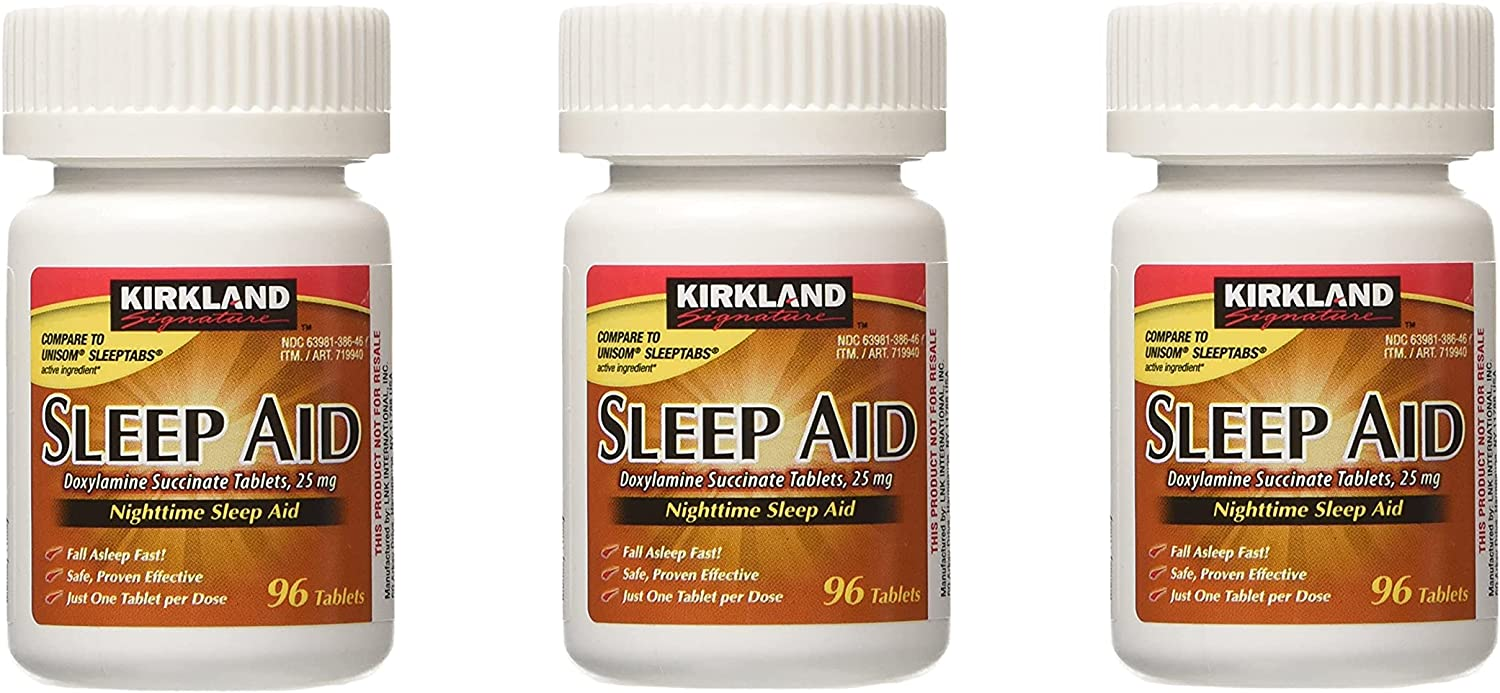 Sleep Aid Doxylamine Succinate 25 Cheap bargain Mg Flavor No X 53201812 Selling and selling Tabs