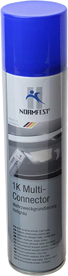 1k Multi Karosserie Primer Normfest Premium Qualität 400ml Auto