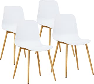 Best mid century modern dining chairs set of 4 Reviews