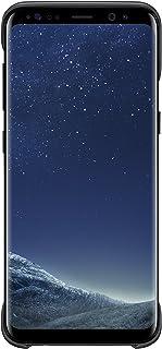 Samsung 2 Piece Cover Black-Black, for Samsung G955F Galaxy S8 Plus, EF-MG955CBEGWW