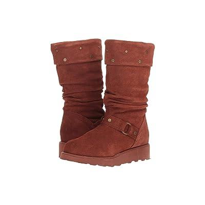 Bearpaw Kids Eureka (Little Kid/Big Kid) (Russet) Girls Shoes