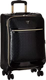 Women's Rancho carry-on luggage, black, 14.25