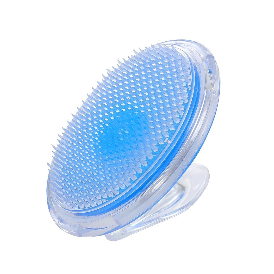 確立より反論者HEALIFTY シャンプーブラシ 洗髪櫛 頭皮マッサージ器 携帯用 男女兼用