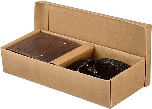 Stylish Wallet And Belt Gift Set Combo For Men