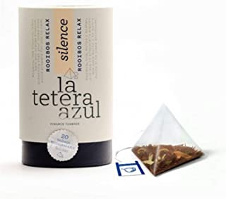 LA TETERA AZUL Infusión De Rooibos Premium Con Tila, Melisa