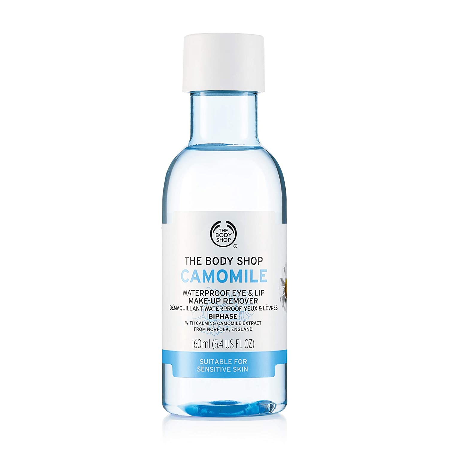 The Body Shop Camomile Waterproof Eye Lip Makeup Remover Max 85% OFF 5. Popular popular and
