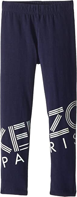 Kenzo Paris Leggings (Toddler/Little Kids)