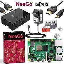 NEEGO Raspberry Pi 4 2GB Complete Kit - 2GB RAM