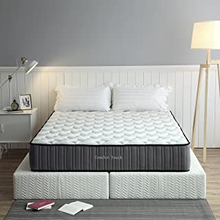 Comfort Touch Memory Foam 11 Inch Mattress. Comfort Firm, Pocketed Coil, Air-Cool Gel Memory Foam, (Full Size)