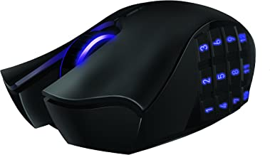 Razer Naga Epic Rechargable Wireless MMO PC Gaming Mouse