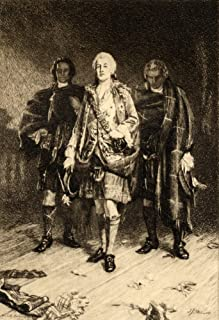 Charles Edward StuartThe Young Pretender Bonnie Prince Charlie 1720-1788 Claimant To The British Throne Who Led The Scottish Highland Army In The Forty-Five Rebellion From A Painting By John Pettie Et