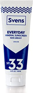 Everyday Mineral Sunscreen SPF 33