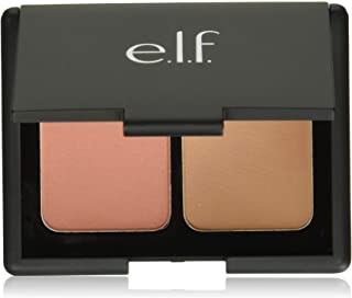 e.l.f. Contouring Blush and Bronzing Powder, Fiji-Matte