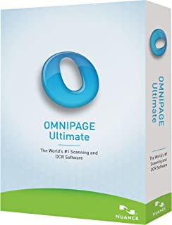 Nuance E709A-G00-19.0 Eng Omnipage Ultimate Us
