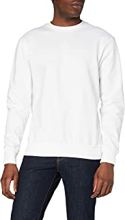 Stedman Apparel Men's ST4000 Crew Neck Long Sleeve Sweatshirt