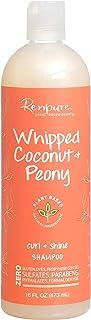Renpure Whipped Coconut & Peony Shampoo, 16 Fluid Ounce