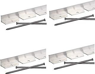 Dimex EasyFlex Commercial Grade Aluminum Paver Landscape Edging Kit, 24-Feet (1856-24C) (Pack of 4)