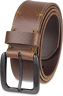 gents leather trouser belts