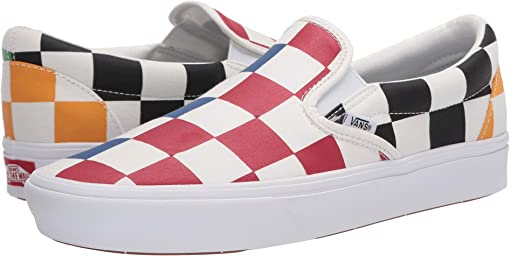 (Half Big Checker) Multicolor