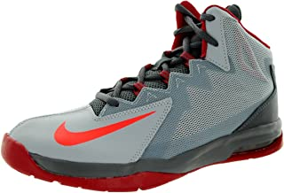 Nike Girl's Air Max Stutter Step Basketball Shoe (3.5Y-7Y)