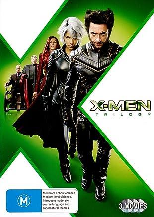 X-MEN 1-3 TRILOGY (3 DISC)