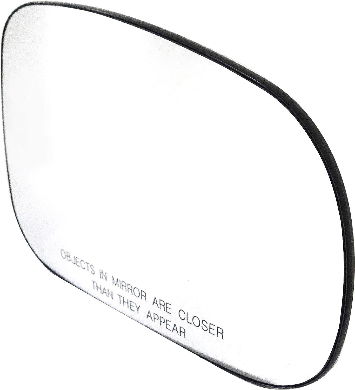 Dorman 56028 Passenger Side Ranking TOP17 Door for Select Glass Mirror Luxury goods Pontiac