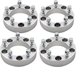 DCVAMOUS 5 Lug Wheel Spacers 5x5.5 with 1/2