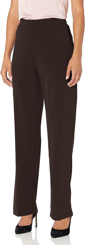 Briggs New York Women's Petite All Around Comfort Pant