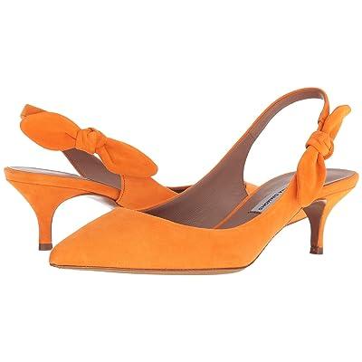 Tabitha Simmons Rise (Orange Suede) Women