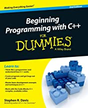 Beginning Programming with C++ For Dummies, 2nd Edition (For Dummies (Computers))