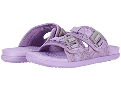 Native Kids Shoes Davis (Little Kid) (Lavender Purple) Girl