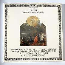 Handel: Messiah - A Sacred Oratorio