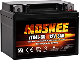 Best gtx12 bs motorcycle battery Reviews