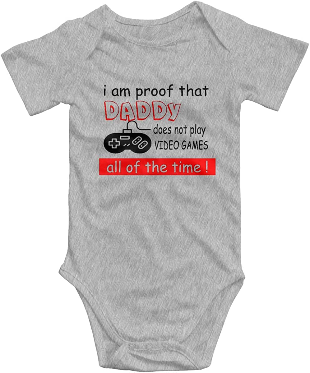 I Am Proof Daddy Does Not Play Time All 100% quality warranty - Games Video Funny 2021new shipping free shipping The
