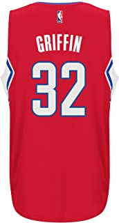 adidas Los Angeles Clippers Blake Griffin Swingman Jersey Red