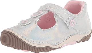 حذاء مسطح للأطفال من سترايد رايت سيت مايسي للبنات الصغار ماري جاين