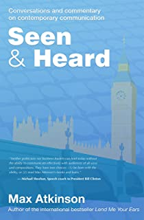 Seen & Heard: Conversations and commentary on contemporary conversation