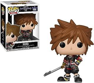Funko Pop Disney: Kingdom Hearts 3 - Sora Collectible Figure, Multicolor