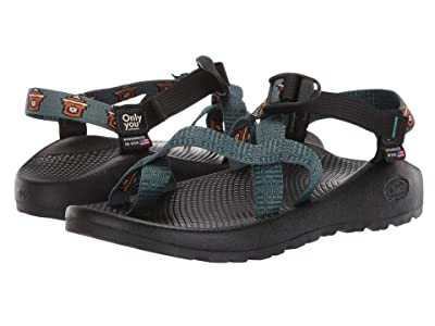 Chaco Smokey Bear Z/2 Classic (Smokey Face Mallard) Men