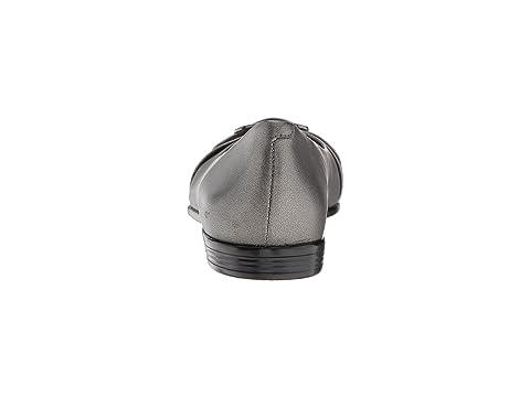 Cuir Pewternavy De Souple Noir Aubrey En Trotteurs Leatherdark Nappa qpI8xR