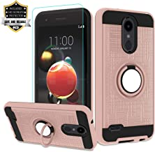LG Aristo/Aristo 2/Aristo 3/Aristo 2 Plus/Tribute Empire/Tribute Dynasty/Rebel 2/3/Rebel 4 LTE/Fortune/Fortune 2/Phoenix 3/Phoenix 4/Risio 2/3/Zone 4/K8 2017/K8 Plus/K8 2018 Case Rose Gold