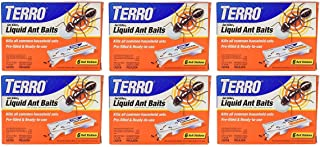 Terro T300-3 Killer Liquid Ant Baits-6 Packs