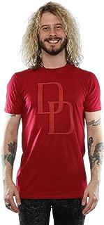hombre Daredevil DD Logo Camiseta