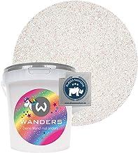 Wanders24® Einhornspucke (1 Liter) Wandfarbe Glitzer – Glitzerfarbe für Wand..