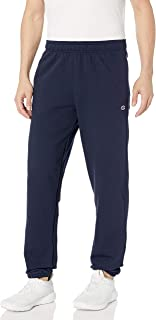 Champion Men's Powerblend Relaxed Bottom Fleece Pant Pants (pack of 1)