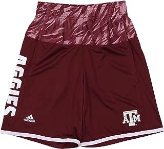 NCAA Little Boys (4-7) Texas A&M Aggies Team Color Performance Shorts
