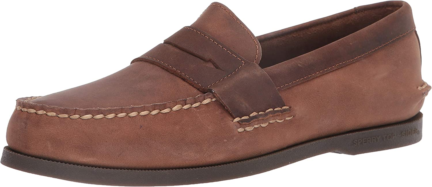 Sperry Men's Authentic Original Shoe Penny Boat Long Beach Mall Cheap