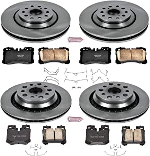 Front Power Stop KOE4688 Daily Driver OE Brake Kit Autospecialty